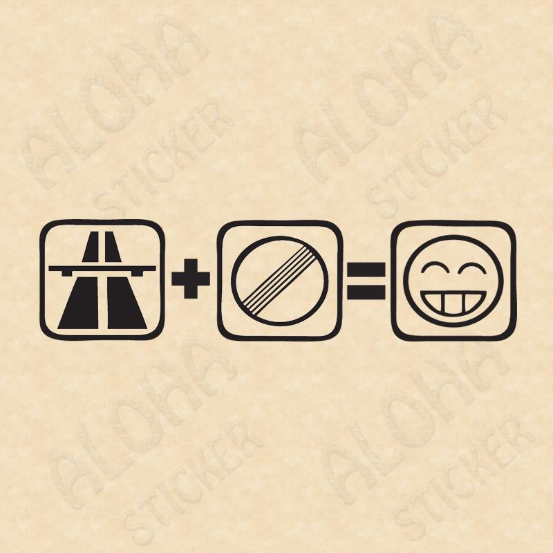 Autobahn + Geschwindikeit
